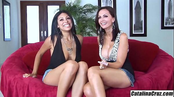 Cassandra Cruz latina fucks like nympho drinks cum like crazy