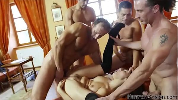 Valentina Nappi anal & DP part 4