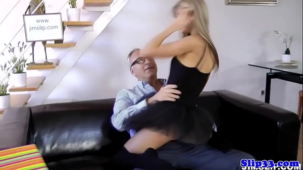 Pussylicking ballerina loves cock and pussy Thumb
