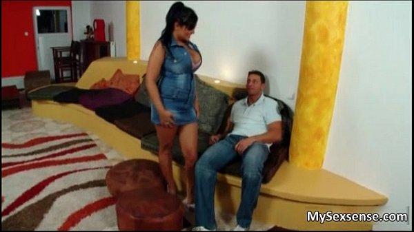 Jasmine Black is a curvy babe with big