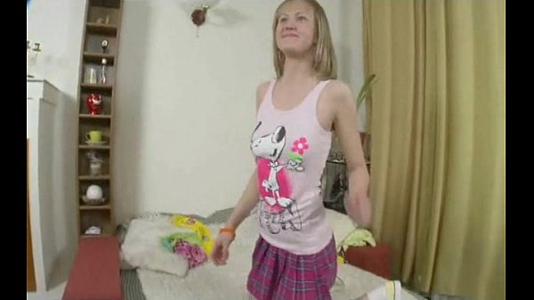 Strawberry Blonde Russian Teen Anal
