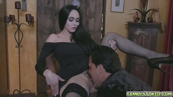 The Addams Family is getting down and dirty a...