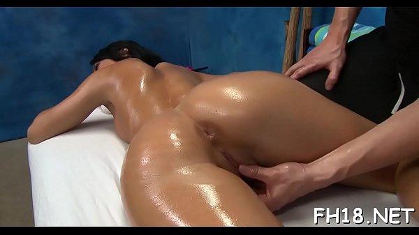 Hot Massage Turns Into Sex