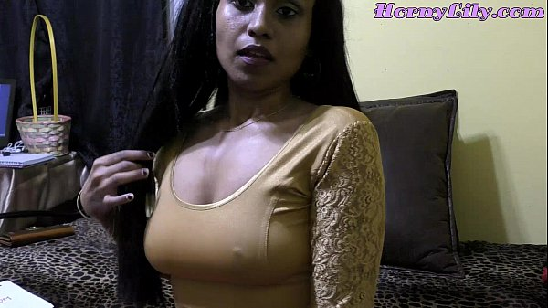 HORNY LILY - BHABHI ROLEPLAY IN HINDI (DIWALI SPECIAL) Thumb