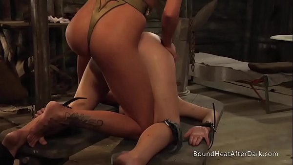 Mistress And Handmaiden: First Pleasure For Submissive Slaves