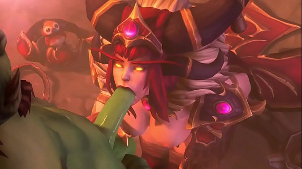 FapZone // Alexstrasza (World of Warcraft)