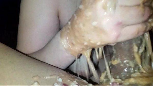 White Girl Puke On Dick