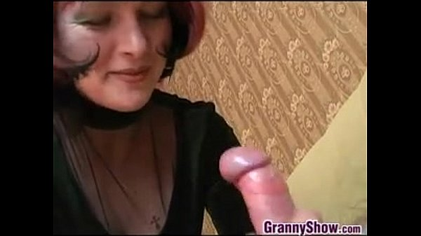 Sexy Granny In Stockings Loves Havng Sex Thumb