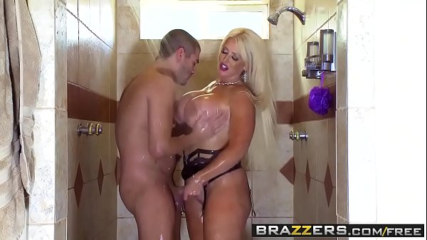 Brazzers - Mommy Got Boobs - (Alura Jenson)( Xander Corvus) - The Moaning After