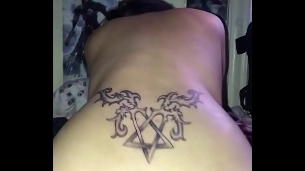 Mexican Gamer girl reverse cowgirl