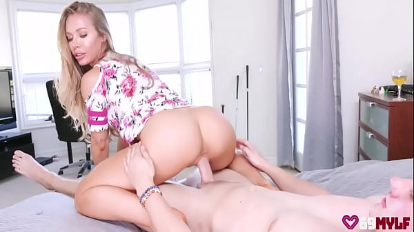 Nicole Aniston In Milf Practicing Safe Fuck