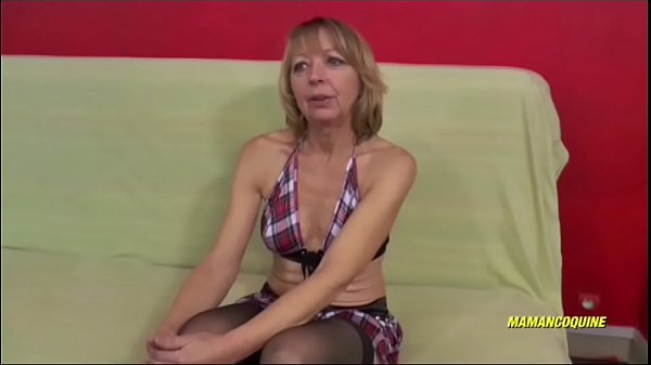 Nadine une femme mature amatrice de sexe interr...