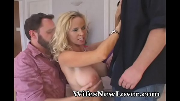 Wife Goes Wild For Swinger Friends