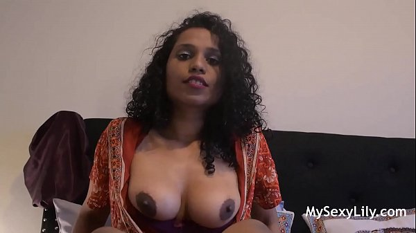 Horny Lily Sexy Indian Teacher helping with your mommy issues