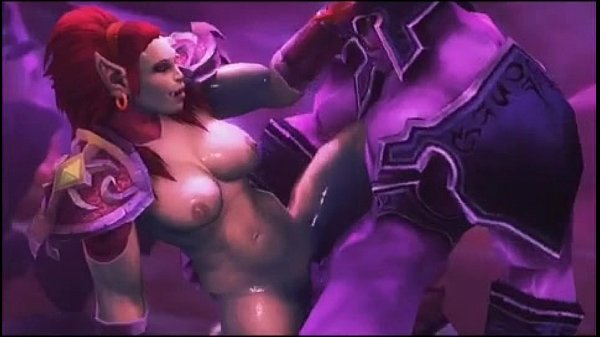 Orc Warlock fucked! (credit goes out to Rexxart
