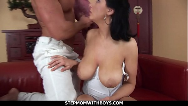 Stepmom With Boys Saggy Tits Stepmom Boob Fucke...