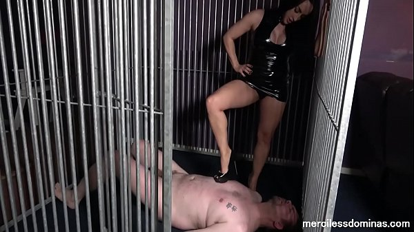 High Heels are Piercing Deep - Merciless Mistress Chloe Lovette