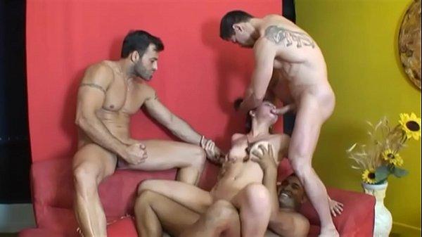 3 Big Cocks for Erika Martinelli