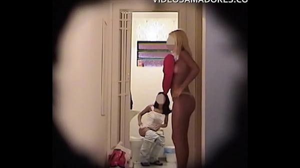 Video porno di ragazze cam nascosta
