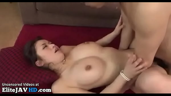 Beautiful Japanese with big tits gets fucked