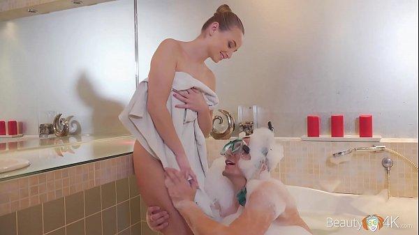 Beauty4k.com - Lady Bug - Hot Bath Sex After My...