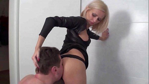Asshole licking slaves