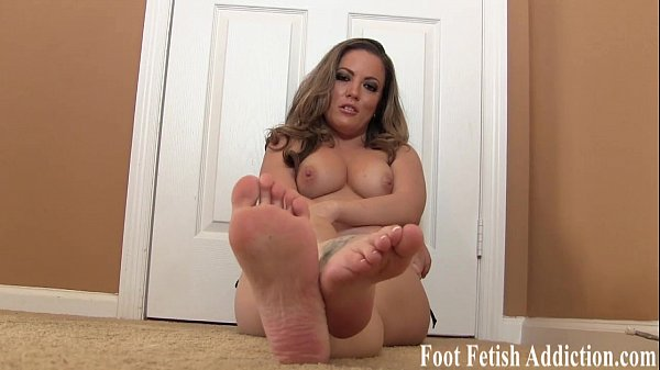 Stroke your cock to our perfectly pedicured feet Thumb
