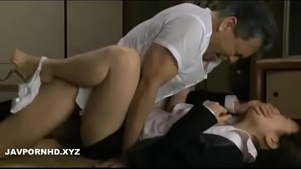 Father in law force fucking Japanese daughter in law