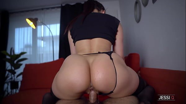 I will handjob, grind and fuck your hard cock to see how long it takes you to cum for me Jessi Q