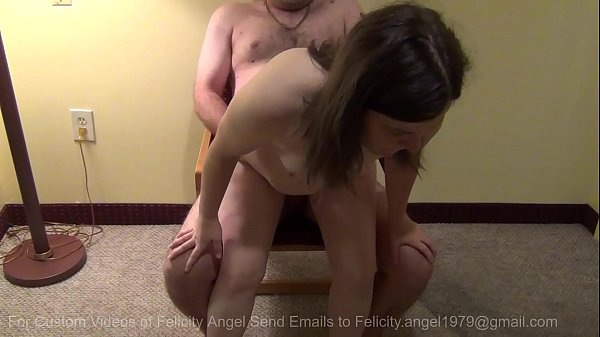 Felicity Angel Plays with best friend in Hotel Part 1 ruined Cum Shot