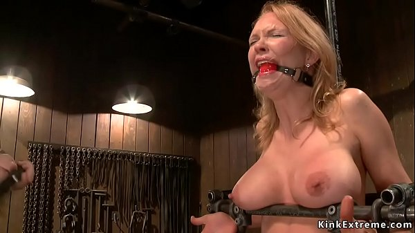 Huge Tits Slave Wench