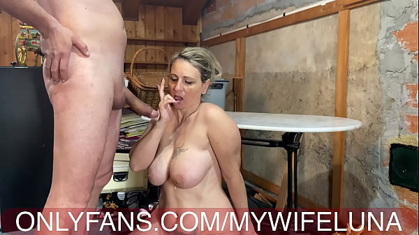 The urge to fuck my wife's ass and cum all the ...