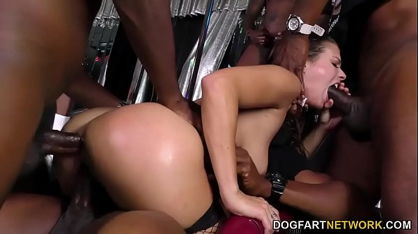 Keisha Is Horny For Anal With Big Black Cock