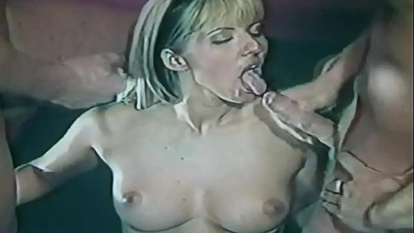 Dina in Double Dickin