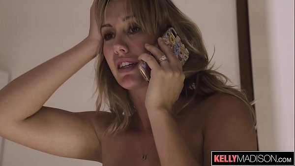 Horny Housewife Brett Rossi Swallows the Handyman's Load Thumb
