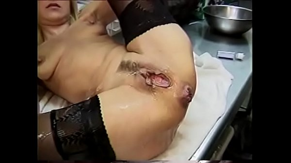 Insatiable blonde M. Shegol gets fucked in all holes with two black guys