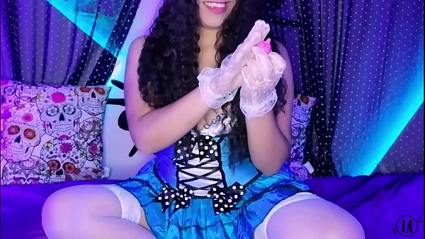 The Alice in Wonderland vibrator   UNBOXING chapter 4   Halloween Special   Agatha dolly