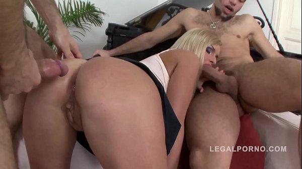 Big butt slut Alina gets a Balls Deep Anal Fuck...