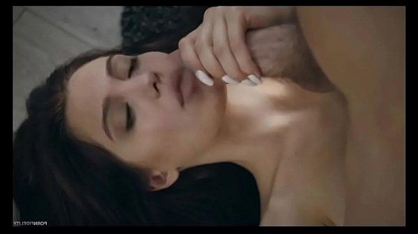 Angelina Jolie Fake POV Blowjob