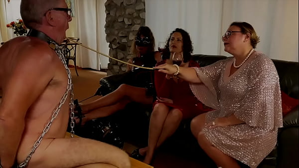 Dominatrix Mistress April - Birthday punishment for slave Thumb