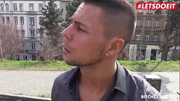 LETSDOEIT - Naughty Teen Silvia Dellai Tricks Czech Stud Into Sex