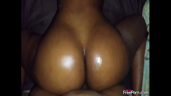 Big black bubble ass getting fucked by big black rod