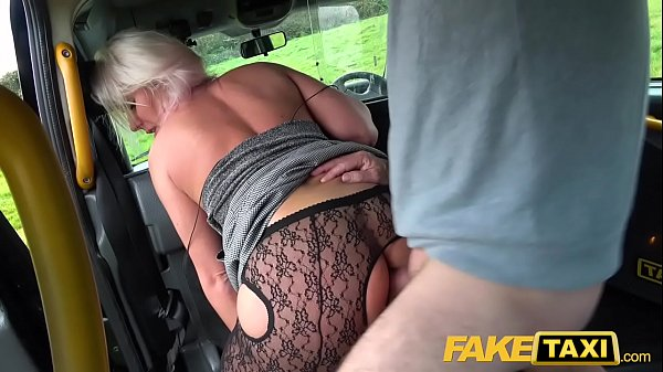 Fake Taxi Blonde babe horny tourist masturbates...