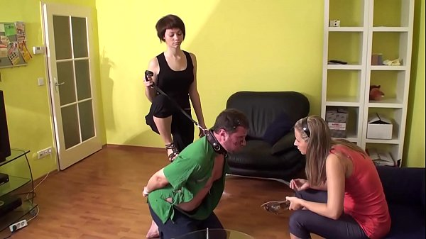 female domination humiliation mix
