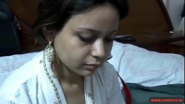 shy indian girl fuck hard by boss | Telegram: h...