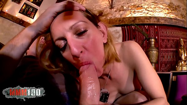 Hot french Milf Louise du Lac hard anal fucking Thumb