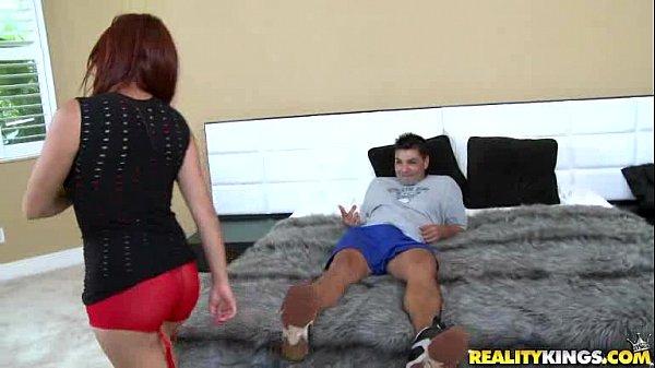 Sucks cock like a pro and fucks like a champ