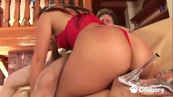 Luscious Lopez Fucked In Her Big Brown Ass