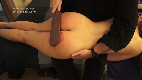 Hard Spanking Level Demo