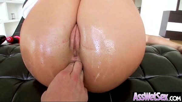Anal Deep Hard Nailed A Big Curvy Huge Ass Oile...
